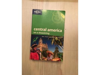 Lonely planet - central america Mexico, Costa Rica mm