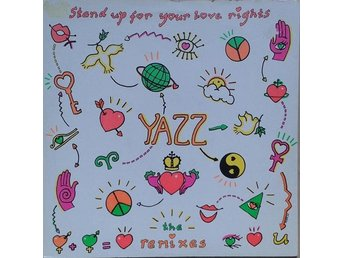 "Yazz title*Stand Up For Your Love Rights (The Remixes)*  House, Acid House 12""UK"
