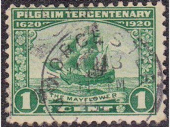 USA 1920 The Mayflower Pilgrim Tercentenary Issue.