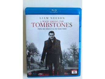 A Walk Among the Tombstones (2014) - Bluray