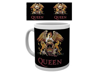 Mugg - Queen Colour Crest (MG2661)