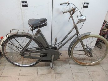 Cyclestar 1952 moped i orginalskick -  ovanlig!