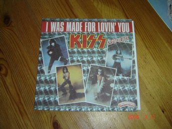Kiss - I was made for lovin' you Frankrike