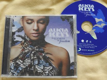Alicia Keys - The Element of Freedom CD 2009