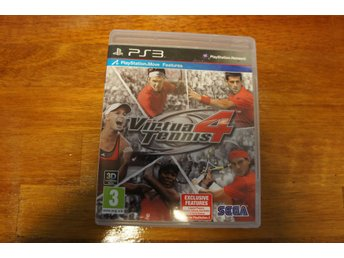 Virtua Tennis 4 PS3 Spel