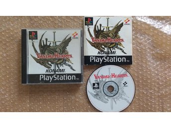 PlayStation/PS1: Vandal Hearts