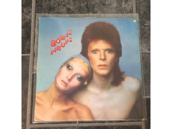 DAVID BOWIE - PIN-UPS.  (LP)