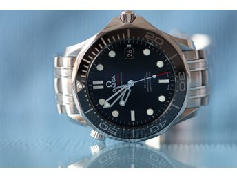 Omega Seamaster 300M Pro. - Svart tavla - Co-Axial - Ceramic - Full set - 2014