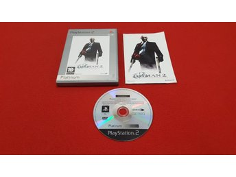 HITMAN 2 till Sony Playstation 2 PS2