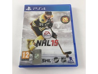 EA sports, TV-Spel, NHL 15, Playstation 4