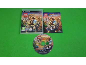 Lego Indiana Jones 2 KOMPLETT Ps3 Playstation 3