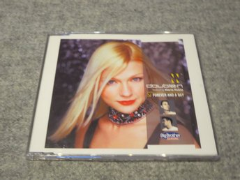 double*n feat MARIA RUBIA FOREVER AND A DAY 4track.remixes. eurodance. 2001
