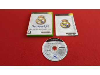 REAL MADRID CLUB FOOTBALL till Xbox