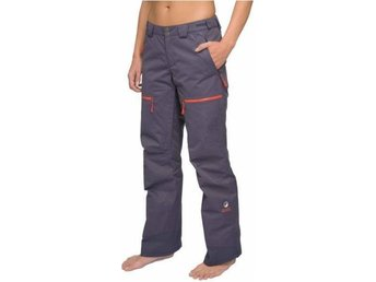 50 % RABAT !! THE NORTH FACE W NFZ INSULATED PANT GORE-TEX Dam Large