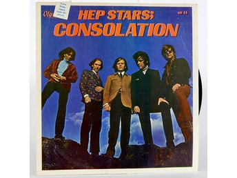 Hep Stars - Consolation SO 33