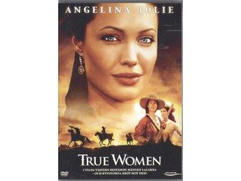 True Women - 2005 - OOP - DVD - Angelina Jolie, Dana Delany - Bålsta - True Women - 2005 - OOP - DVD - Angelina Jolie, Dana Delany - Bålsta