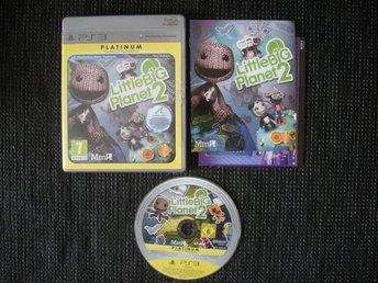PS3 Little Big Planet 2 - Limhamn - PS3 Little Big Planet 2 - Limhamn