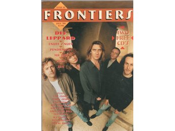 Frontiers Issue 10