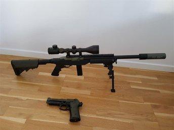 Custom made KJW KC02 gas sniper - Järfälla - Custom made KJW KC02 gas sniper - Järfälla
