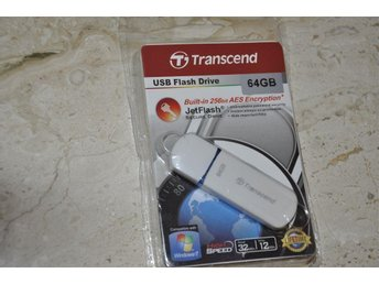 Transcend USB-minne J.Flash 620 64GB