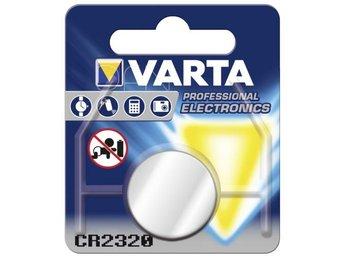 1 Varta electronic CR 2320 - Höganäs - 1 Varta electronic CR 2320 - Höganäs