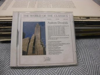 The World of the Classics-Anton Dvorak