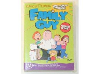 Family Guy - Säsong 3 - DVD - Västerås - Family Guy - Säsong 3 - DVD - Västerås