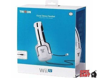 Tritton Kunai Stereo Headset White