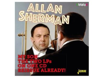 Sherman Allan: My Son The Two LPs On One (CD) - Nossebro - Sherman Allan: My Son The Two LPs On One (CD) - Nossebro