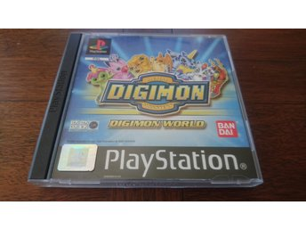 Digimon world - orginal - PS1 - playstation