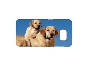 Labrador Mamma Och Valp Samsung Galaxy S6 Mobilskal - Karlskrona - Labrador Mamma Och Valp Samsung Galaxy S6 Mobilskal - Karlskrona