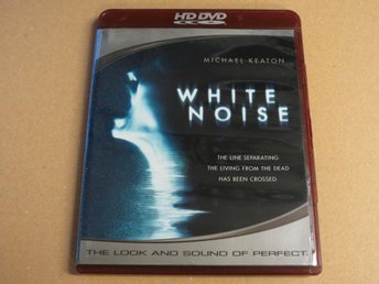 WHITE NOISE (HD DVD) Michael Keaton