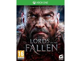 Lords of the Fallen Limited Edition - Till Xbox One!!! REA