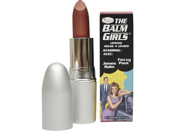 The Balm Girls Lipstick Foxxy Pout 4g