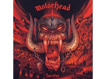 Motörhead: Sacrifice 1995 (CD)