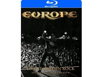 Europe: Live at Sweden Rock / 30th anniversary (Blu-ray)