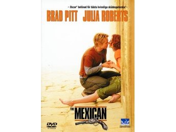 The Mexican (Julia Roberts, Brad Pitt)