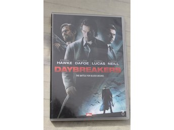 Ethan Hawke Willem Dafoe DAYBREAKERS DVD Ny!
