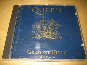 QUEEN - GREATEST HITS II.