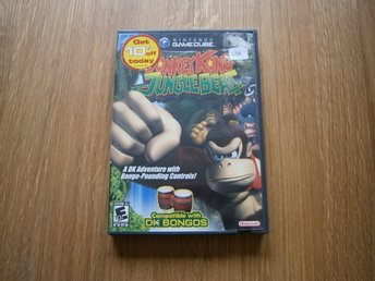 Donkey Kong - Jungle Beat - GAMECUBE - USA