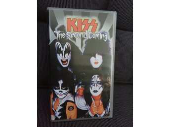 Kiss VHS The second coming