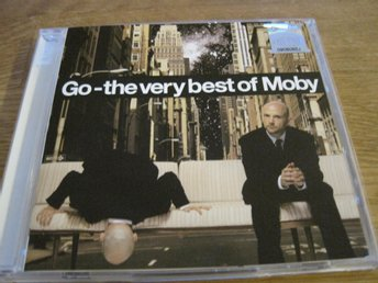 MOBY - GO - THE VERY BEST OF MOBY, CD