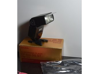 Sigma EF 500 DG   Flash for Konica Minolta