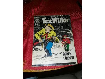 Tex Willer nummer 10 från 1971