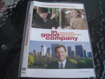 DVD-IN GOOD COMPANY *Dennis Quaid, Scarlett Johansson*