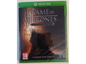 Game of Thrones - A Telltale Games Series  (XBOX ONE) (NYTT INPLASTAT)