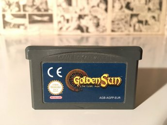 Golden Sun: The Lost Age (GBA Game Boy Advance)