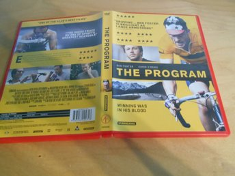 DVD - THE PROGRAM - LANCE ARMSTRONG