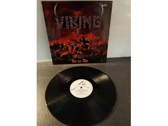 Vikings - Do or Die LP 1988 - Thrash RARE