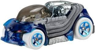 Hot Wheels Cars Bilar Batman Superheroes DC Comics - Mr Freeze